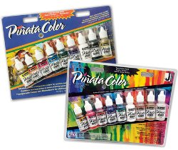 Both Jacquard Pinata Alcohol Ink Exciter Packs - UK mainland shipping only OUT OF STOCK