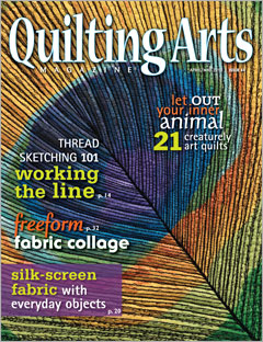 Quilting Arts April/May 2010 (5)