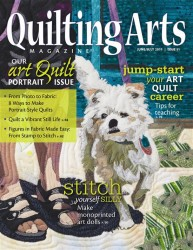 Quilting Arts June/July 2011 (2)