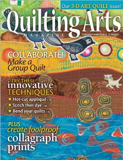 Quilting Arts Feb/Mar 2013 SOLD OUT