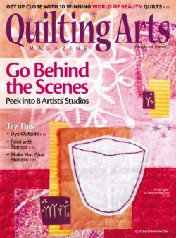 Quilting Arts June/July 2018 (20)