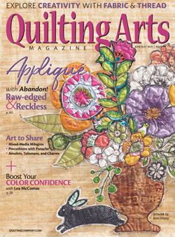 Quilting Arts June/July 2019 (33)