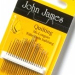 John James needle pack - Quilting asstd 3/9 (4)