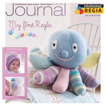 Regia Journal 013 My First Regia SOLD OUT