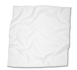 Ponge 5 Hanky - 28 x 28cm SET OF 12