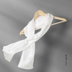 Ponge 5 Long Scarf - 114 x 28cm SET OF 12
