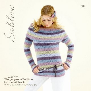 """The Even More Gorgeous Sublime Kid Mohair Book"" (2)"