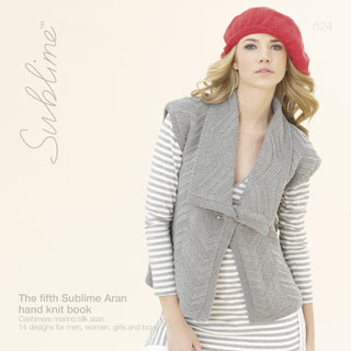 """The Fifth Sublime Aran Hand Knit Book"" (2)"