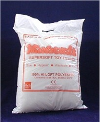 The Craft Factory Supersoft Toy Filling/Craft Stuffing - polyester 250g (7)