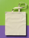 Ideen Cotton Shopping Bag with long handles