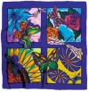Ideen ready-outlined square silk scarf 55 x 55cm - Scara NEW