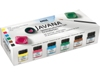Javana Silk Paint Set Basic - 6 colours, outliner & brush NEW