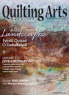Quilting Arts Oct/Nov 2019