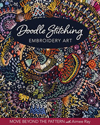 """Doodle Stitching Embroidery Art"" Aimee Ray NEW"