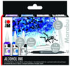 Marabu Alcohol Ink Set - Underwater NEW - UK mainland shipping only