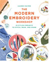 """The Modern Embroidery Workshop"" by Lauren Holton (2)"