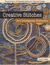 """Creative Stitches for Contemporary Embroidery"" Sharon Boggon NEW - OUT OF STOCK preorder inc UK P&P"
