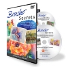 """Brusho Secrets"" 2-DVD set with Joanne Boon Thomas OUT OF STOCK"