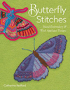 """Butterfly Stitches"" by Catherine Redford NEW"