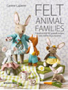 """Felt Animal Families"" Corinne Lapierre NEW"
