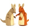 Corinne Lapierre kit - Kangaroo Family NEW