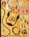 """Coiled Wire Beads & Jewelry"" Design Originals booklet (1)"