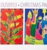 H Dupont Ready-outlined Greetings Card Set - Christmas NEW