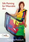 """Silk Painting for Wearable Art"" DVD with Natasha Foucault (6)"