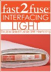 Fast 2 Fuse Interfacing by the metre - Lightweight