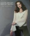 """Filatura di Crosa Fall-Winter 2007/2088"" pattern booklet (1 left)"
