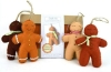 Corinne Lapierre kit - Gingerbread Men - makes 4