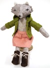 Corinne Lapierre kit - Henrietta Wolf NEW - OUT OF STOCK