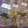 Jewellery findings - assorted packs sent at random