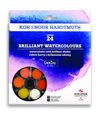Koh-i-noor Anilinky Brilliant Dye Watercolour Stacking Set of 24 colours