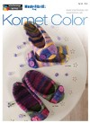 Wash + Filz it! Kometcolor slipper Pattern leaflet for fine felting yarns (15)