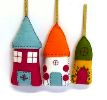 Corinne Lapierre kit - 3 lavender bag Lavender Houses Bright