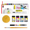 Marabu Textil Aquarelle Set NEW