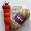 Opal Knitting Dolly kit with Mini-ball of yarn (colours vary) (4)
