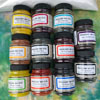Set of 11 Jacquard Procion dyes for mixing, with 500g Soda Ash for fixing OUT OF STOCK