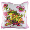 Papaver Silk Cushion Cover (5) NEW