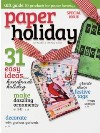 Paper Holiday 2014 - from Cloth Paper Scissors (29)