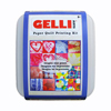 Gelli Arts Paper Quilt Printing Kit NEW - OUT OF STOCK