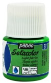 Pebeo Setacolor Light Fabric paint (Transparent)