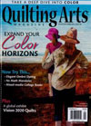 Quilting Arts Aug/Sept 2020 NEW