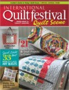 International Quilt Festival - Quilt Scene 2011/12 SOLD OUT