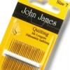 John James needle pack - Quilting size 8 (5)