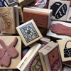 Rubber Stamps Small - sent at random