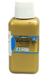 Pebeo Setacolor Shimmer Fabric Paint 250ml Gold SOLD OUT - SORRY!