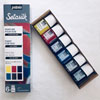 Pebeo Setasilk silk paint Initiation Set of 6 x 20ml colours NEW