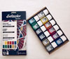 Pebeo Setacolor Shimmer fabric paint Exploration Set of 12 colours NEW